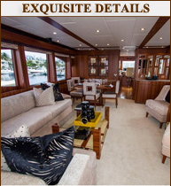 Yacht Interior Design Attention To Details
