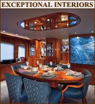 Exceptional Yacht Interior Designs