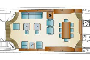 finest luxury yacht interior space planning lauderdale