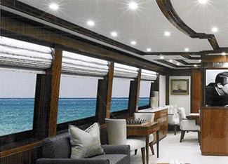 YIBS Yacht Interiors By Shelley