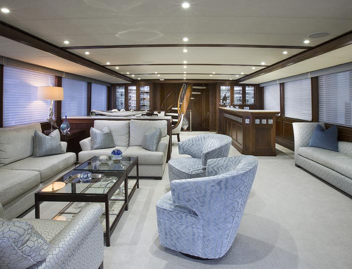 YIBS Yacht Interiors By Shelley Luxury Yacht Interiors For
