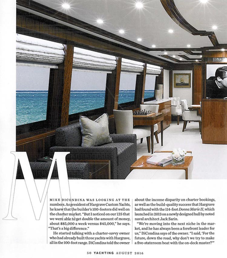 yibs yacht interiors by shelley fort lauderdale boat show miami