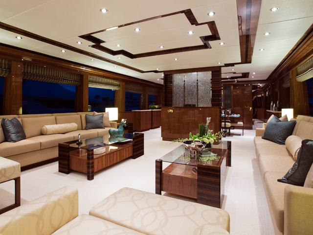 YIBS Yacht Interiors By Shelley Luxury Yacht Interior Designs